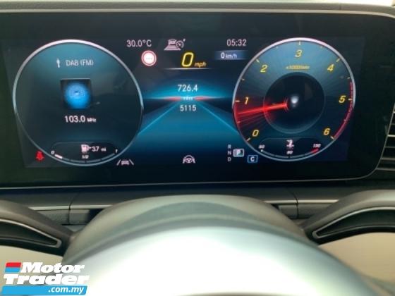 2019 MERCEDES-BENZ GLS GLS400D 3.0 Diesel AMG SPEC