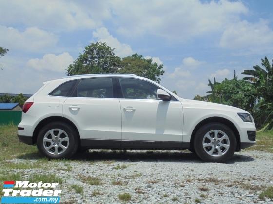 2011 AUDI Q5 2.0 TFSI QUATTRO Facelift LikeNEW Reg.17