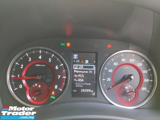 2018 TOYOTA VELLFIRE 2.5 ZG 2 LED 2 Power Door Power Boot Pilot Seat Unregister