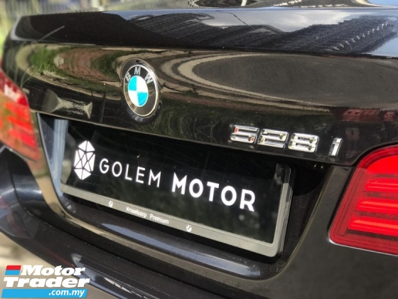 2015 BMW 5 SERIES 528I M-SPORTS F10  1YRS WARRANTY / HIGH LOAN