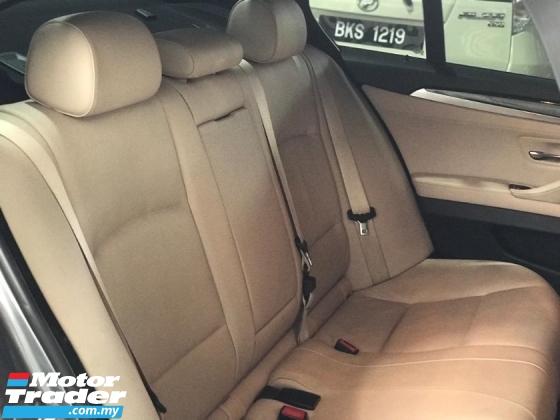 2011 BMW 5 SERIES 535I TWIN POWER TURBO PADDLE SHIFT F10 528I 520I