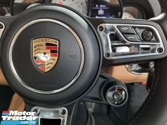 2017 PORSCHE 911 CARRERA 4S Unregister Genuine Mileage