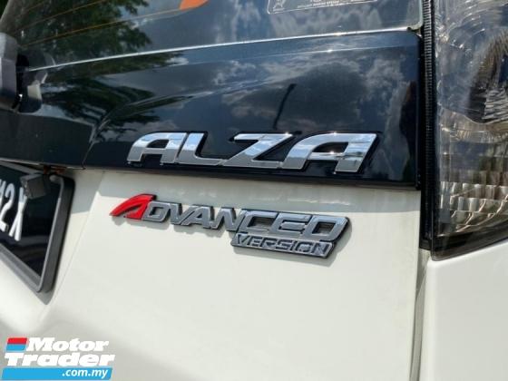 2015 PERODUA ALZA 1.5 ADVANCED ZV FACELIFT FULL TOYOTA PASSO BODYKIT