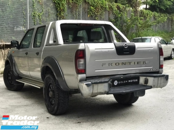2010 NISSAN FRONTIER 2.5 TURBO NO OFFROAD CASH OFFER