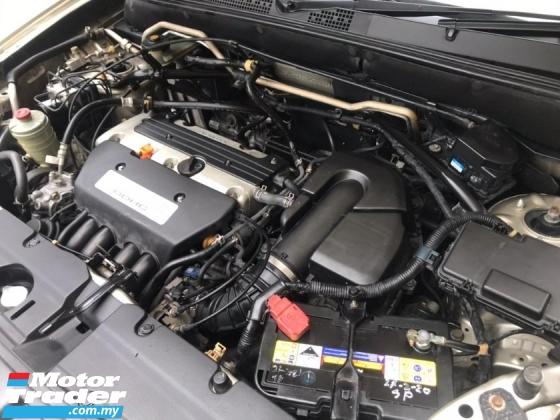 2005 HONDA CR-V 2.0 I-VTEC HARI RAYA CASH OFFER
