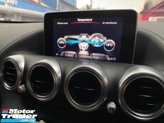2015 MERCEDES-BENZ  GT 4.0 S