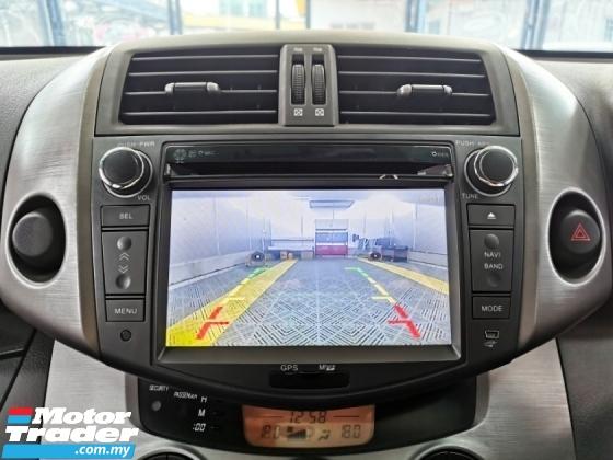 2006 TOYOTA RAV4 Toyota RAV4 2.4 SPORT PushSTART DVD RevCAM WARRNTY