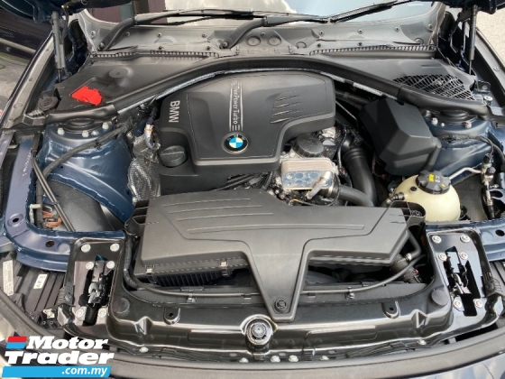 2015 BMW 3 SERIES 320I Sport Full Service Actual Year Make 2015