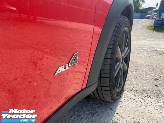 2012 MINI Countryman Cooper S 1.6 Turbo (A) ALL4 Facelift Limited CBU