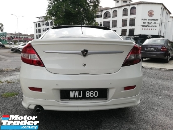 2012 PROTON PERSONA 1.6 SE (A) 1-OWNER LEATHER SEATS CAR KING