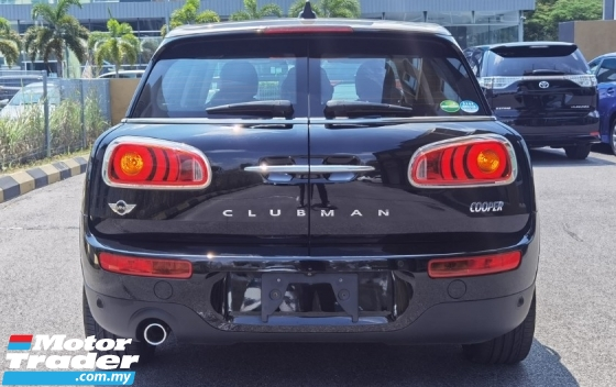 2017 MINI Clubman 2017 MINI COOPER S CLUBMAN 1.5A TWIN TURBO FACELIFT JAPAN SPEC CAR SELL PRICE RM ( 149,000.00 NEGO )