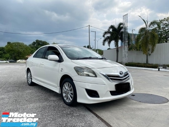 2013 TOYOTA VIOS 1.5 G LIMITED EDITION KIT (A)SUPERB CONDITION CAR