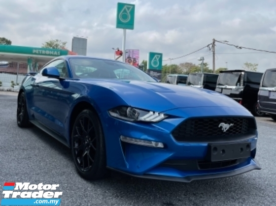 2018 FORD MUSTANG 2.3 ECOBOOST NEW FACELIFT