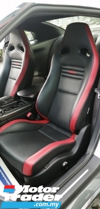 2016 NISSAN GT-R GT-R BLACK EDITION