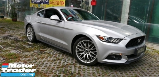 2018 FORD MUSTANG 2.3 eco boost