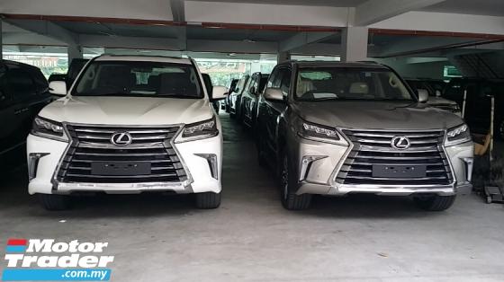 2017 LEXUS LX450 Lexus Lx 450d 2017