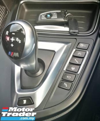 2018 BMW M4 COMPETITION UK SPEC