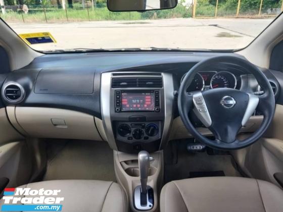 2017 NISSAN LIVINA 2017 Nissan Grand Livina
