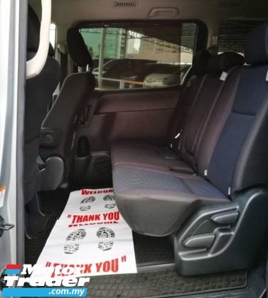 2016 TOYOTA VOXY X SPEC 8-SEATER
