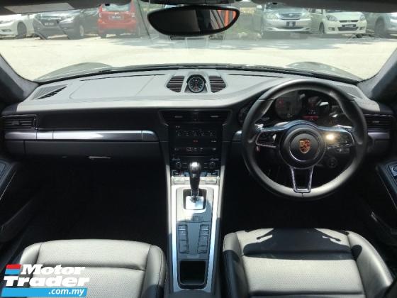 2016 PORSCHE 911 3.0 4S SPORT CHRONO BOSE REVERS CAMERA UK NEW UNREG RECON
