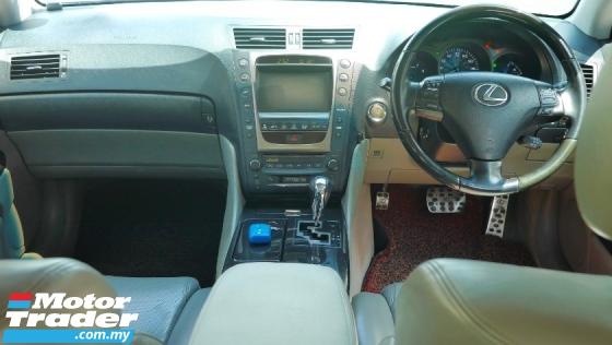 2006 LEXUS GS 300 V6 JDM Collection  Hari Raya Offer 0TR 45800