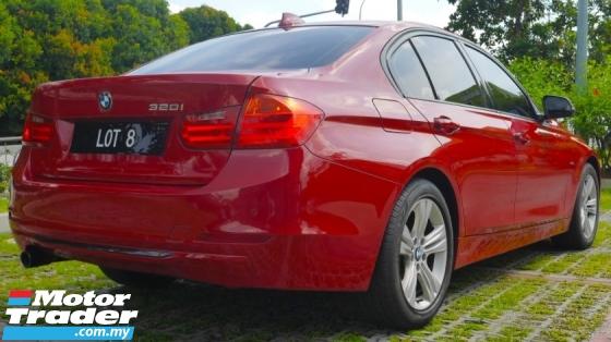 2013 BMW 3 SERIES 320I Sport F30 Hari Raya Offer