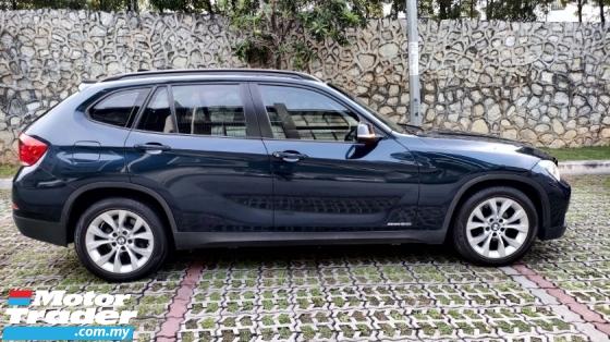 2014 BMW X1 LCi Sdrive20i Facelift Twin Power Turbo Petrol