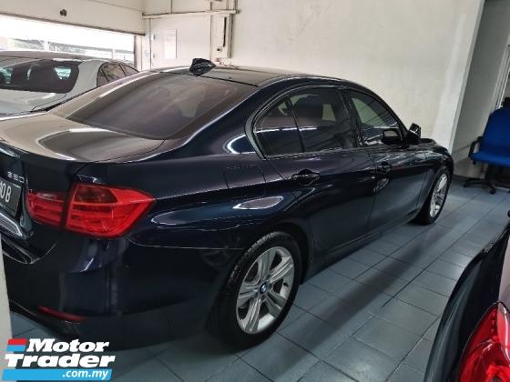 2015 BMW 3 SERIES 2015 Bmw 320i SPORT LINE 2.0 FACELIFT (A) CKD