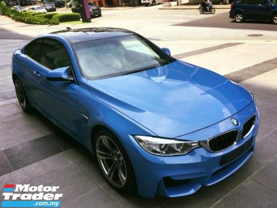 2014 BMW M4 3.0 With 1 Year Warranty