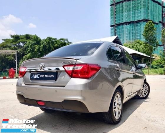 2017 PROTON SAGA 1.3 PREMIUM (A) Muka kosong Senang Lulus