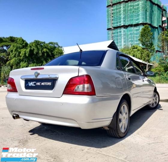 2001 PROTON WAJA 1.6 Value Budget CAR