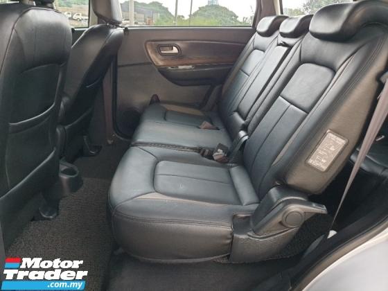2013 PROTON EXORA 1.6 BOLD PREMIUM CFE (A) R/CAMERA L/SEAT MPV KING