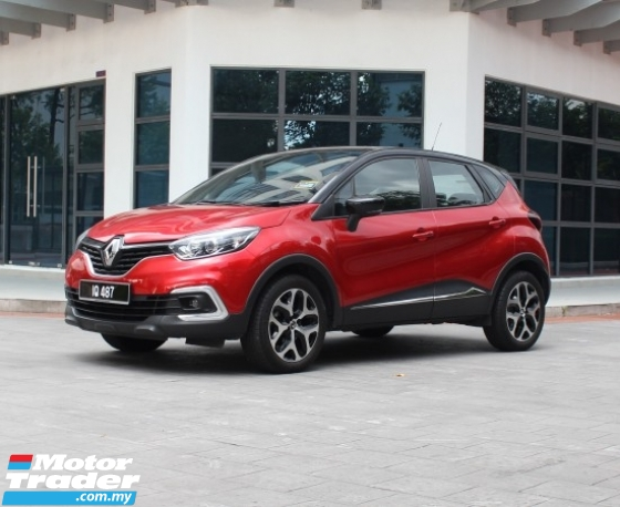2019 RENAULT CAPTUR 1.2 preowned