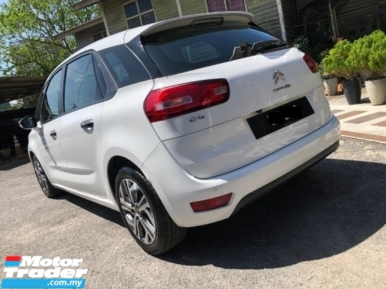 2017 CITROEN C4 PICASSO 1.6 MiL 33k Only Under Warranty Full Sevice Record