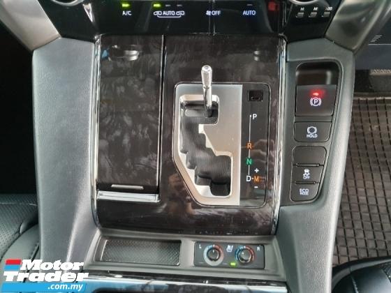 2019 TOYOTA ALPHARD 2.5 SC UNREG *3LED* Facelift *Pilot Seat*