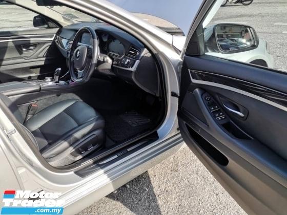 2015 BMW 5 SERIES 520i 2.0 NEW FACELIFT ORI MILEAGE 4XKM