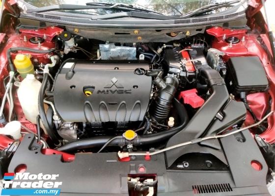 2010 PROTON INSPIRA 1.8 CVT EXECUTIVE Convert Lancer Tip Top Kondisi