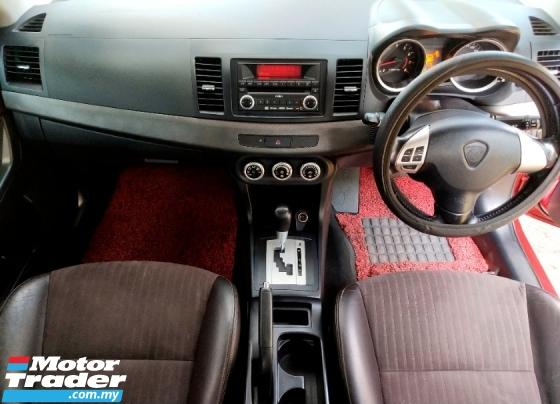 2010 PROTON INSPIRA 1.8 CVT EXECUTIVE Lancer Convert Tip Top Kondisi