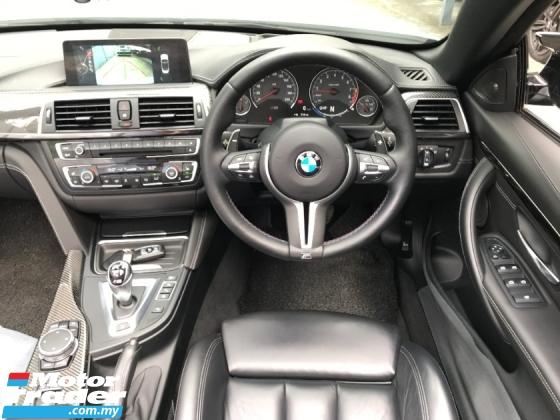 2016 BMW M4 3.0 COVERTAIBLE FULL LED HEAD LIGHT HUD UK NEW UNREG