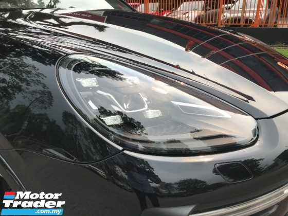 2018 PORSCHE CAYENNE 3.6 GTS SPORT CHRONO EXHAUST PDLS PLUS HIGH SPEC UK NEW UNREG
