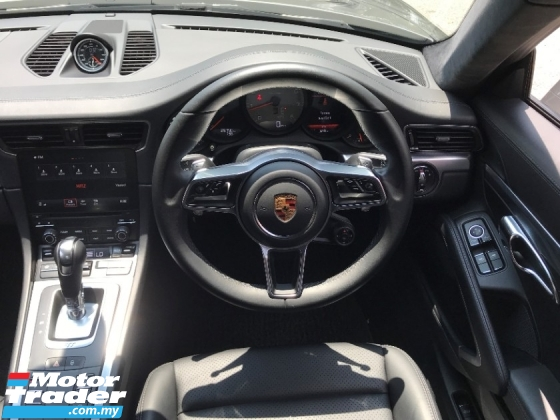 2016 PORSCHE 911 CARRERA 3.0 4S SPORT CHRONO BOSE REVERS CAMERA KEYLESS UK NEW UNREG