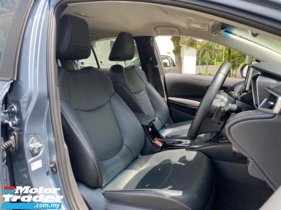 2019 TOYOTA COROLLA ALTIS 1.8G(A)TEST DRIVE DEMO UNIT FOR SALES