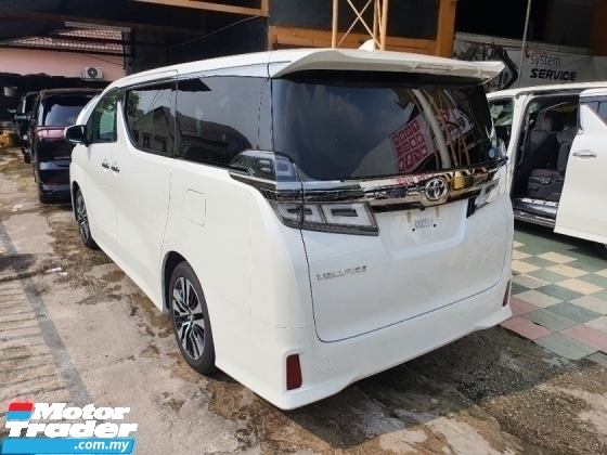 2019 TOYOTA VELLFIRE 2.5 ZG Pilot Seat  Perfect Conditions GRADED 5A