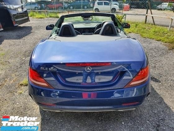 2017 MERCEDES-BENZ SLC SLC 180 AMG Sport  Perfect Condition