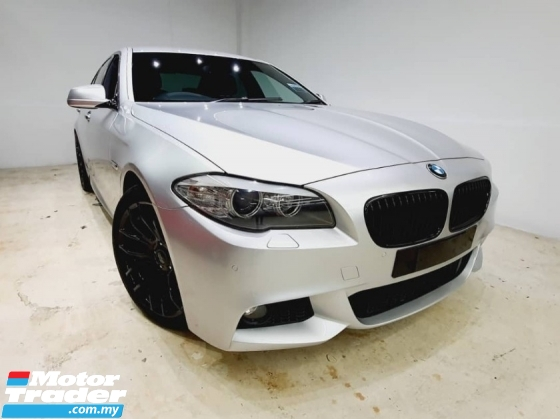 2011 BMW 5 SERIES 2011 BMW 528I M-SPORT 3.0 1 OWNER