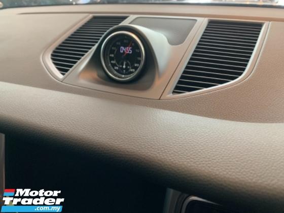 2017 PORSCHE MACAN S 3.0 Turbo