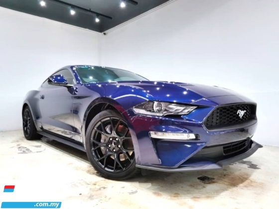 2020 FORD MUSTANG 2020 NEW FORD MUSTANG 2.3