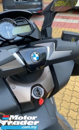 2016 BMW Maxi Scooter C 650 GT
