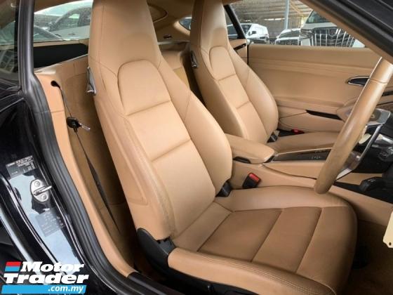 2016 PORSCHE 718 Cayman 2.0 Turbo UK Spec PDK Flat-4 300Bhp UNREG