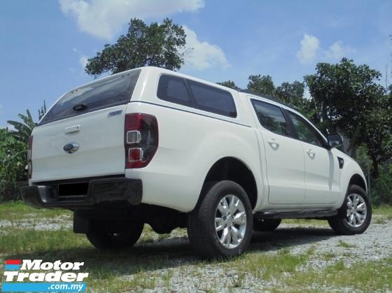 2013 FORD RANGER  3.2 Wildtrak Pickup Truck 6Speed 4x4 LikeNEW